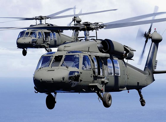 "S-70i ""International Black Hawk"""