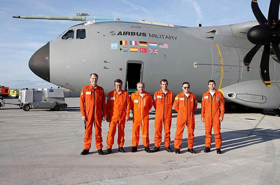 """A-400M """"Гризли"""""""