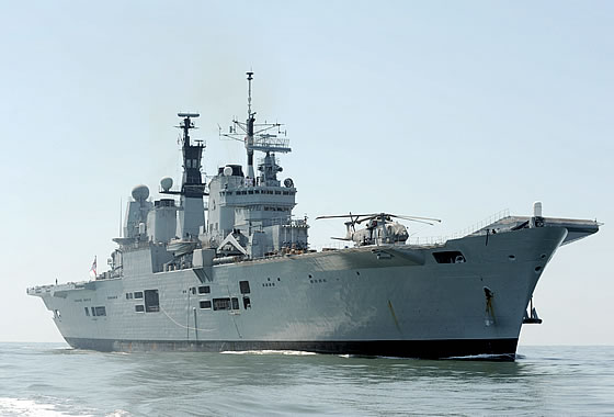самолетоносач Ark Royal