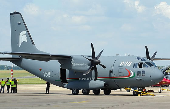 """C-27J """"Спартан"""""""