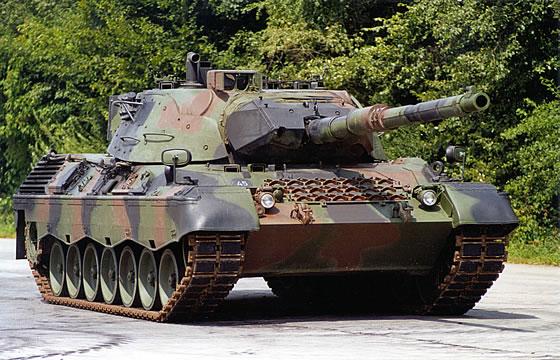 "Танк ""Леопард-1A5 BR"""