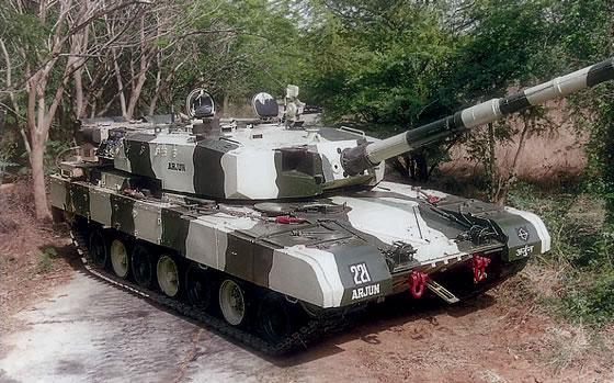 """Основен боен танк """"Арджун"""""""