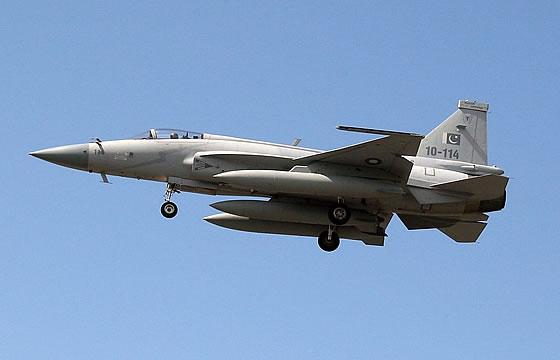 """Изтребител JF-17 """"Тандер"""""""